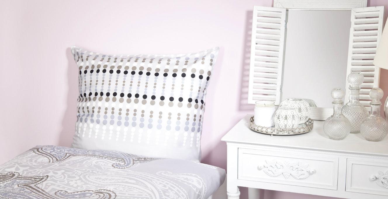 Camera da letto rosa: delicato romanticismo | WESTWING - Dalani e ...