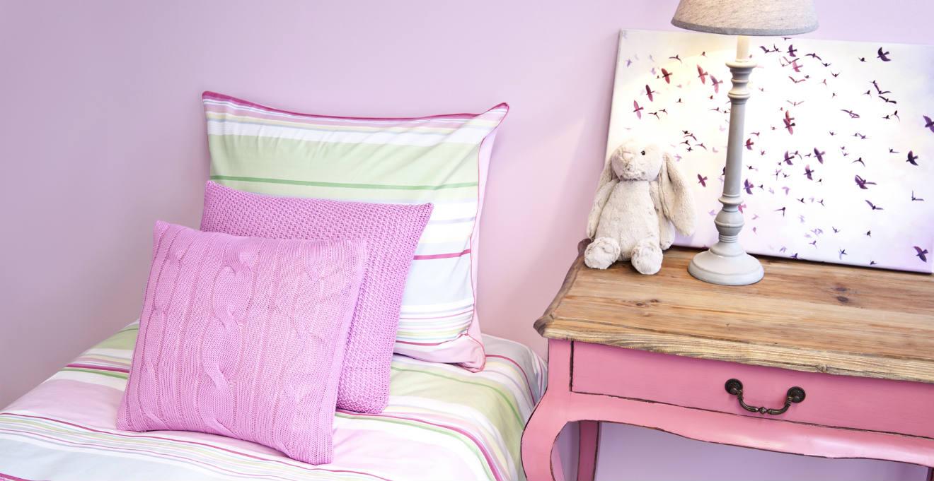 Camerette per bambine: dolci stanze fashion | DALANI