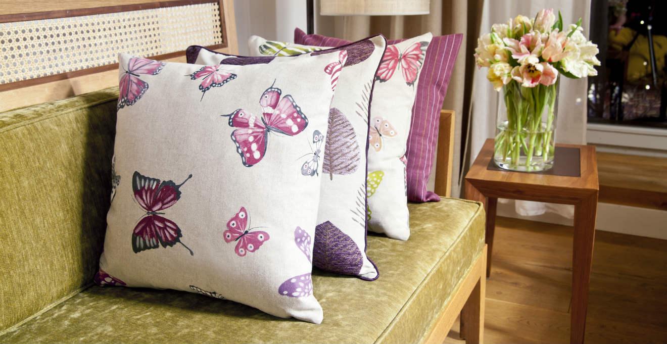 Cuscini decorativi comfort e colore in casa dalani e - Cuscini decorativi ...