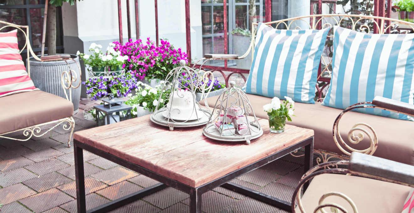 Cuscini per sedie da esterno