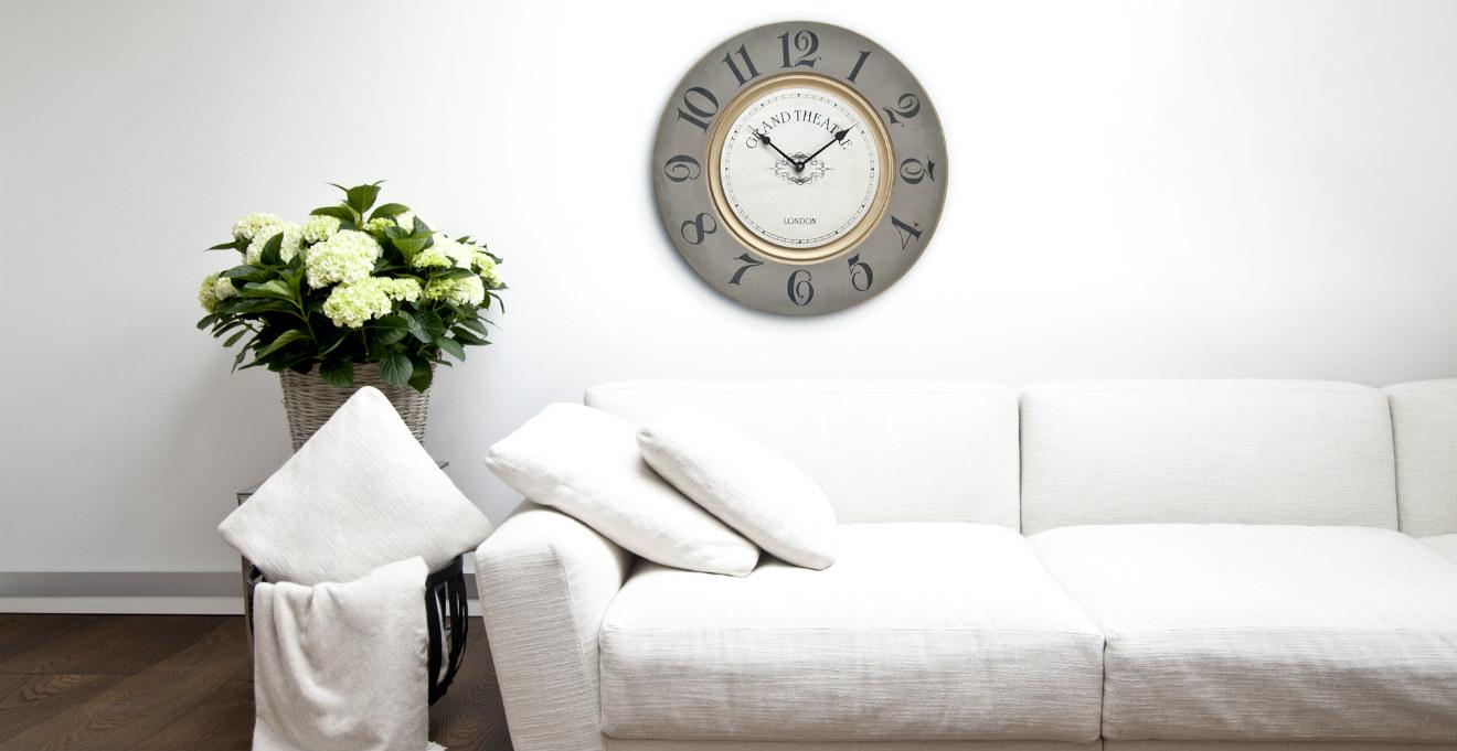 Orologi di legno da parete qg26 regardsdefemmes - Orologi classici da parete ...