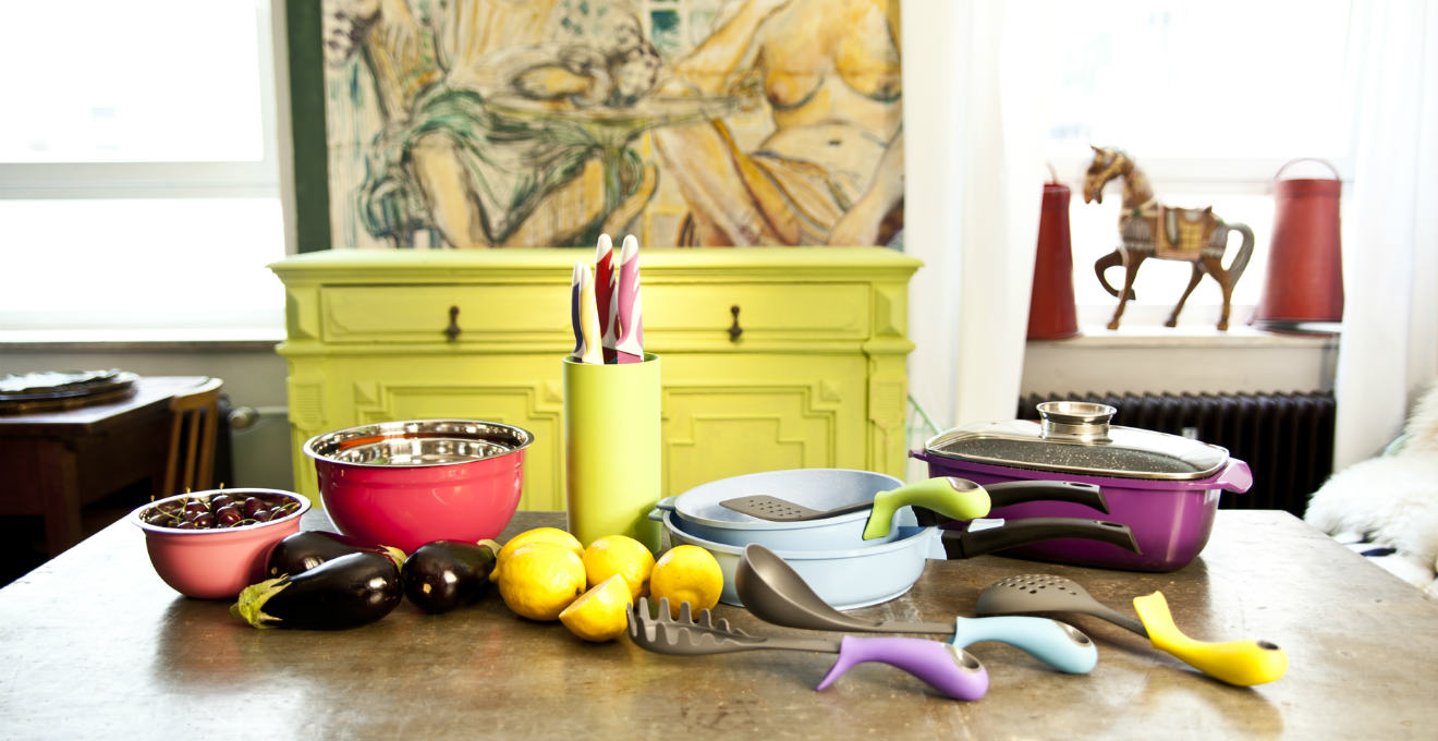 Cucina colorata: allegria tra i fornelli | WESTWING