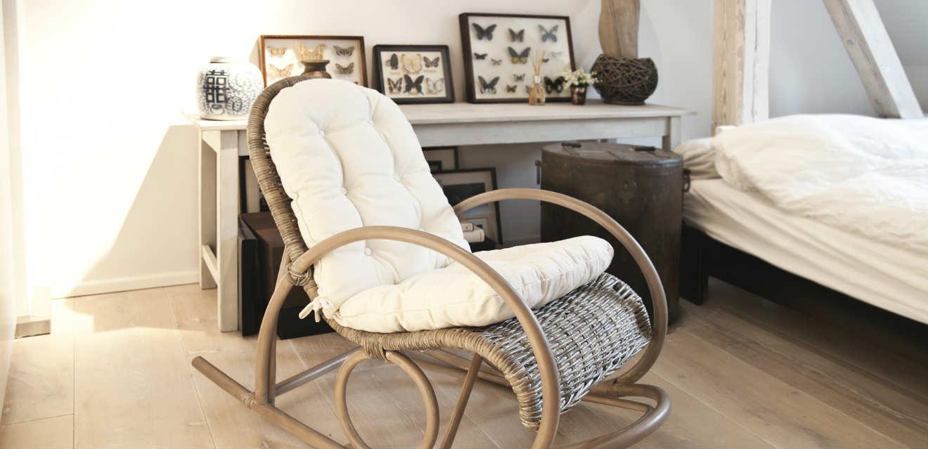 Camera da letto in arte povera: semplice relax | WESTWING ...