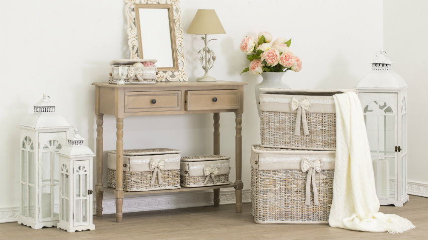 WESTWING | Consolle Shabby Chic: elegante e funzionale