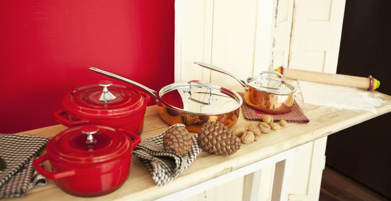Cucina rossa: un concentrato di vitalità | WESTWING - Dalani e ora ...
