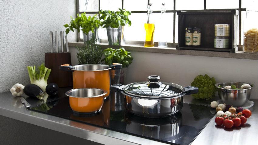 Ben noto Cucina stile industriale: fusione di antico e moderno |DALANI KF49