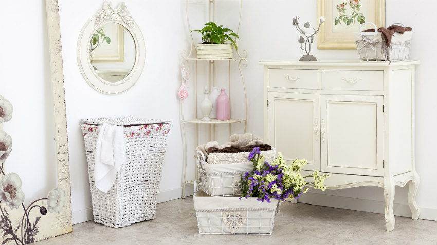 WESTWING| Etagere provenzale: una casa shabby chic