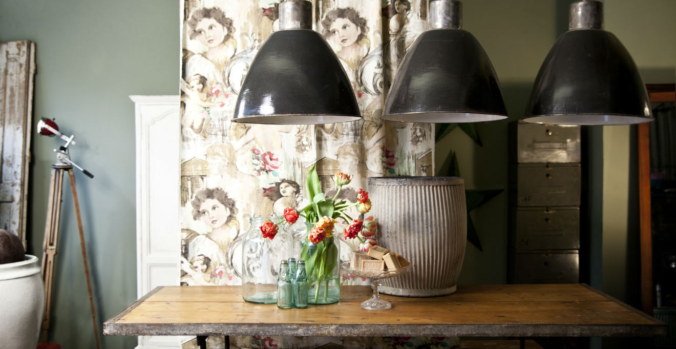 Lampadari da cucina in ceramica: luce d\'autore - Dalani e ora Westwing
