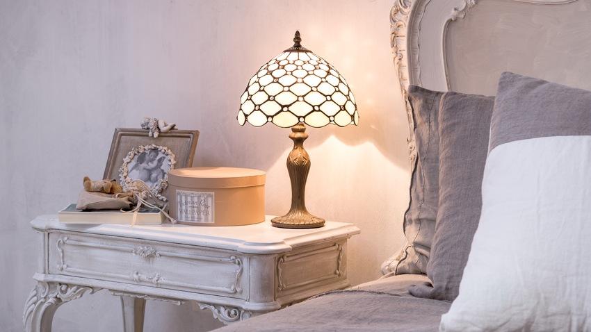 Lampade da tavolo antiche bagliori di classe dalani e ora westwing - Lampade da tavolo classiche ...