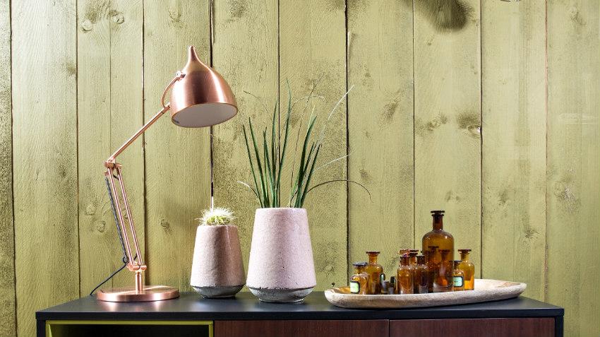 Lampada In Rame Design : Lampade in rame la luce si fa chic dalani e ora westwing