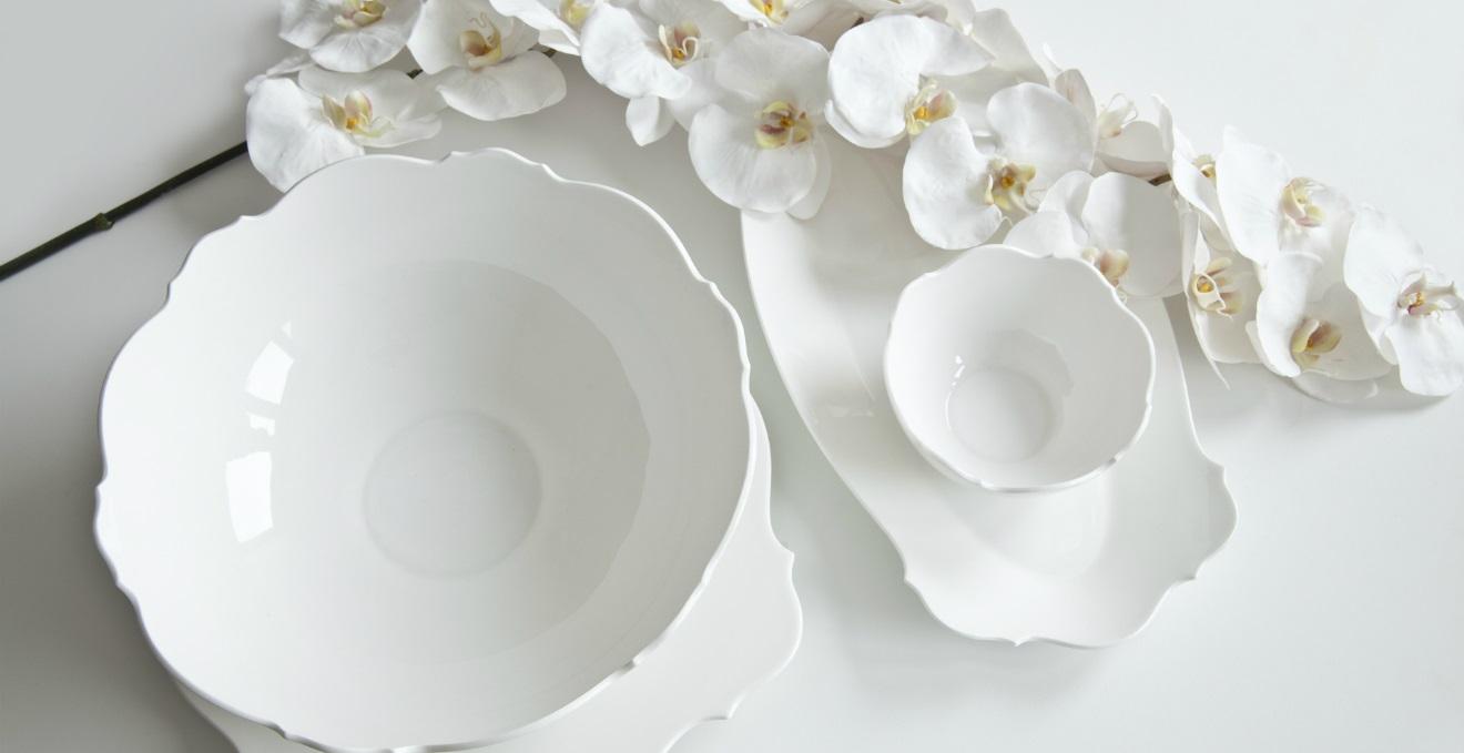 Piatti da portata presentare con stile e raffinatezza - Servizio piatti design ...