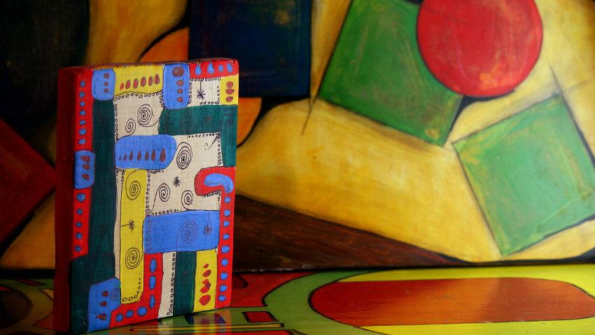 Quadri materici: arte contemporanea - Dalani e ora Westwing