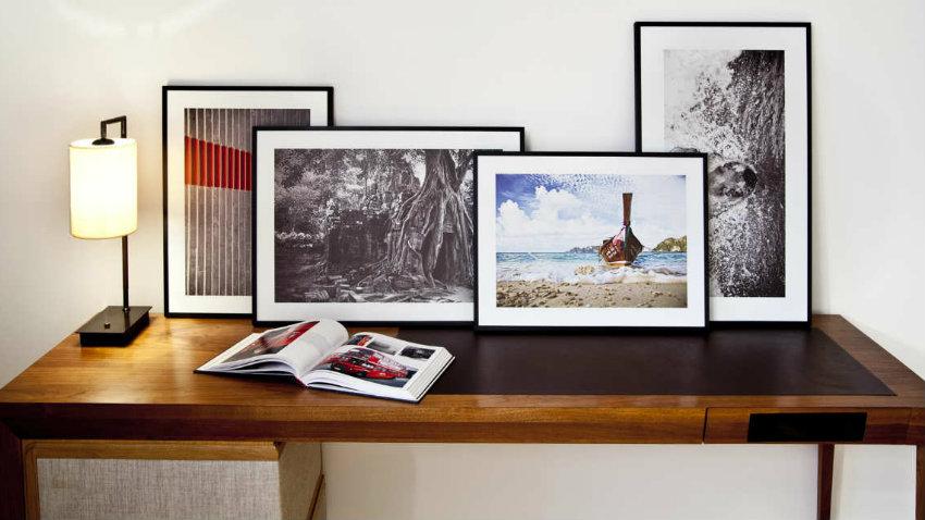 Quadri per soggiorno arte e colore nella zona living - Idee per quadri moderni ...