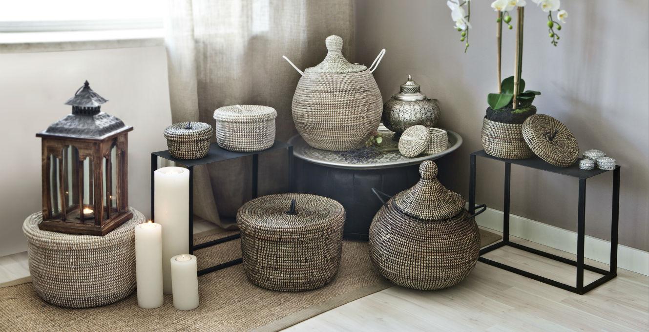 Cassapanca in rattan: intrecci di stile - Dalani e ora Westwing