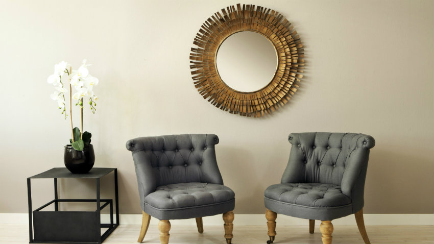Famoso DALANI | Specchio per soggiorno: riflessi chic e magnetici QA03
