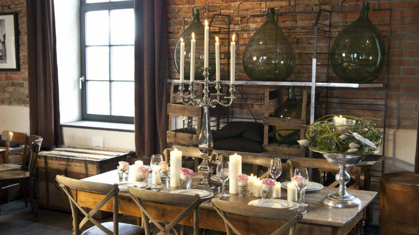 Consigli e idee per arredare una tavernetta rustica for Arredamento rustico moderno camera da letto