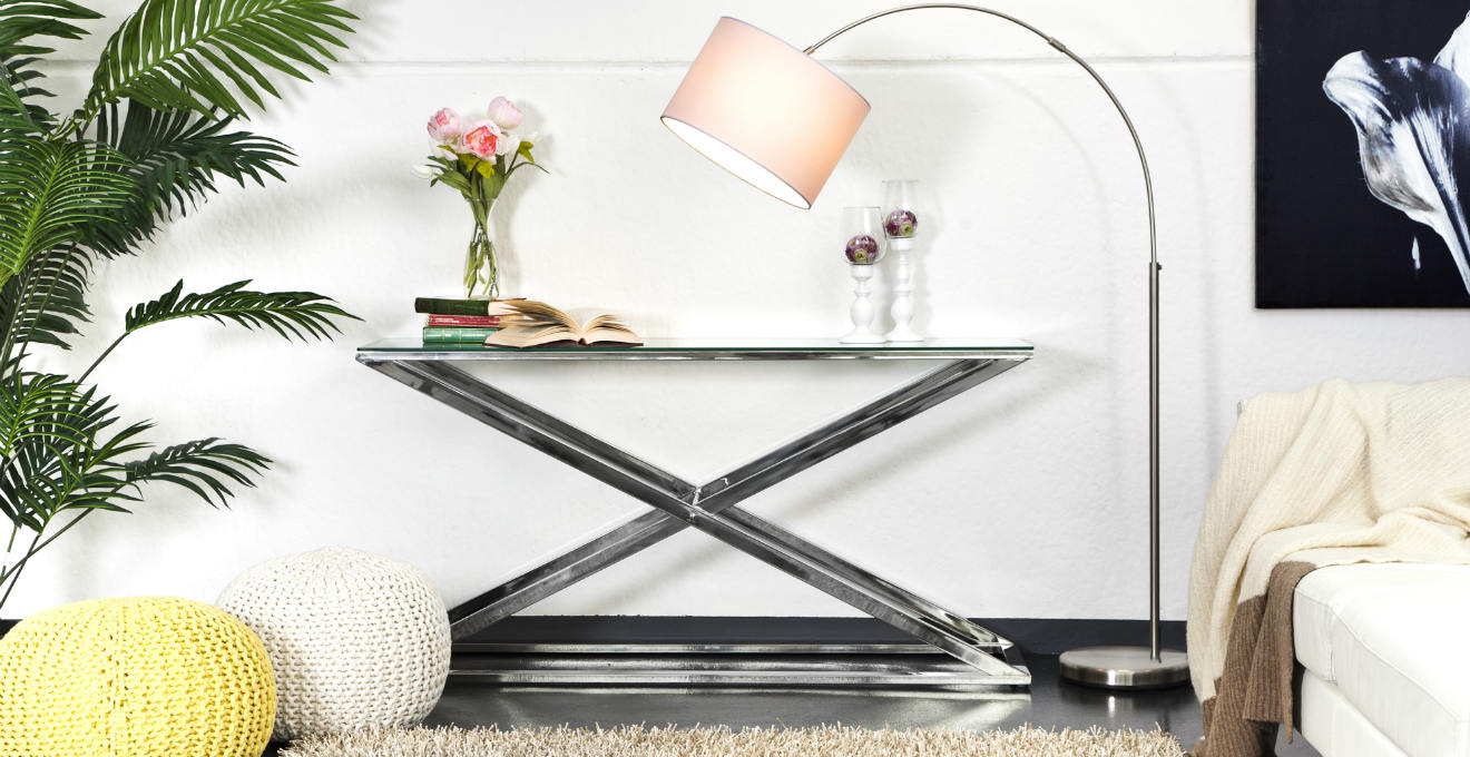 Tavolino luminoso