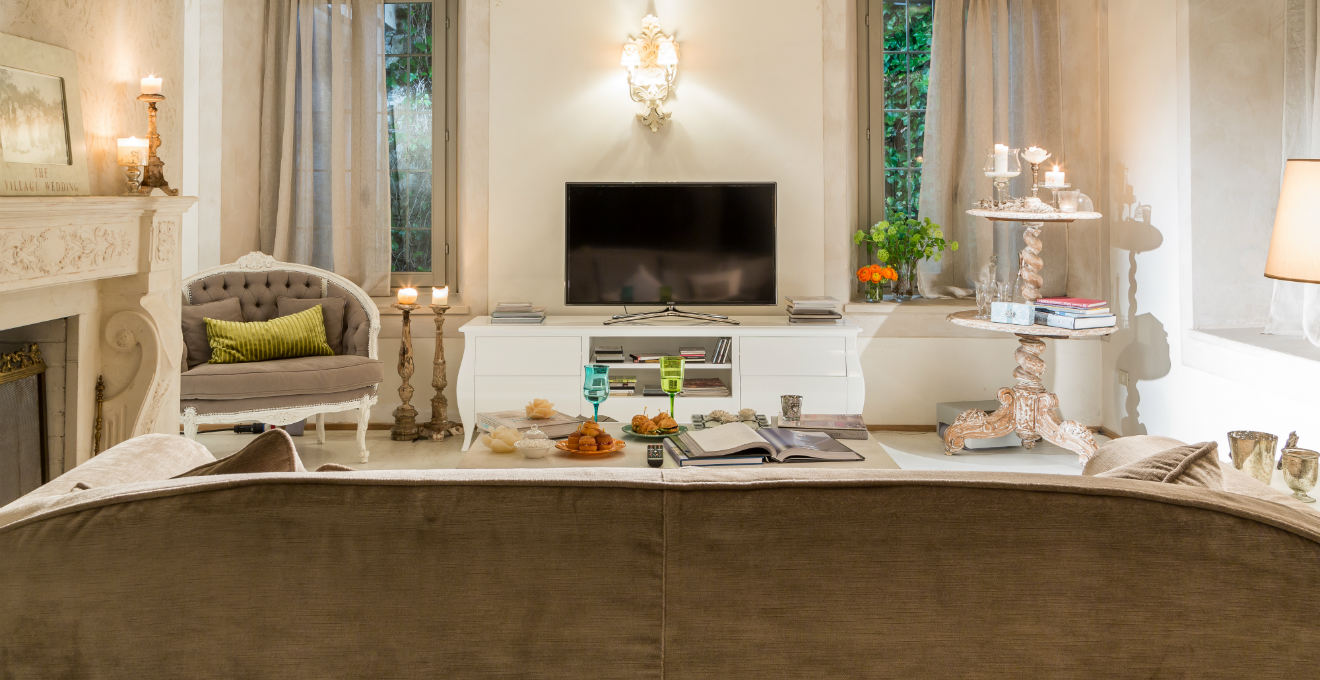Angoliera porta tv: relax in cucina - Dalani e ora Westwing