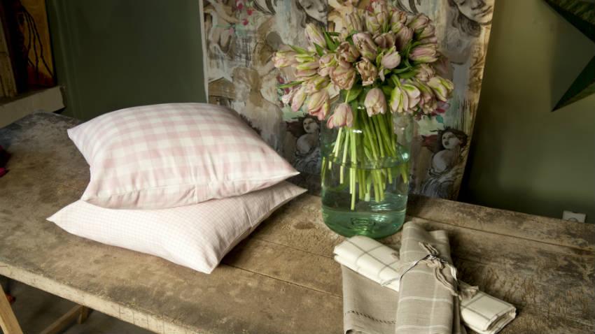 Ingresso country per un benvenuto di stile e calore for Country house arredamento