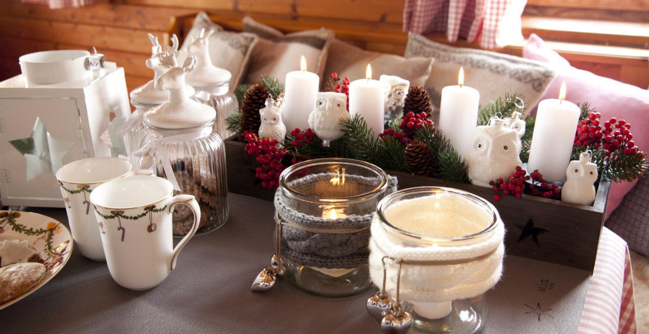 Amato DALANI | Copridivano natalizio: l'atmosfera della feste in casa LO92