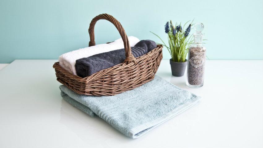 Set asciugamani per bagno