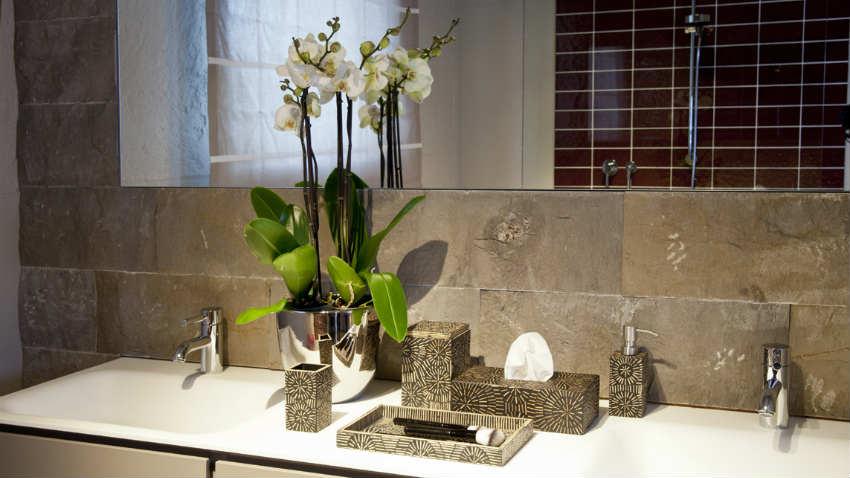 Bagno beige: eleganza naturale in casa| WESTWING