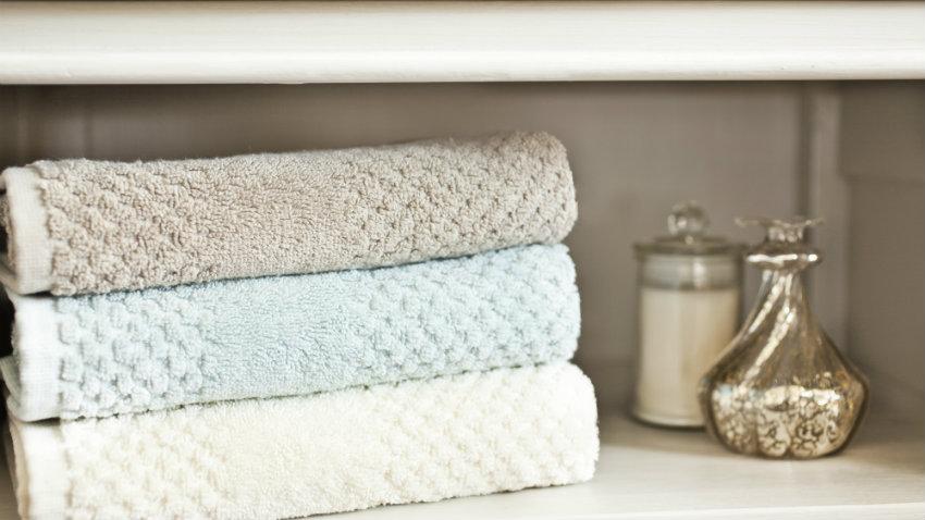 Asciugamani per ospiti morbidezza che stupisce dalani e for Accessori bagno dalani
