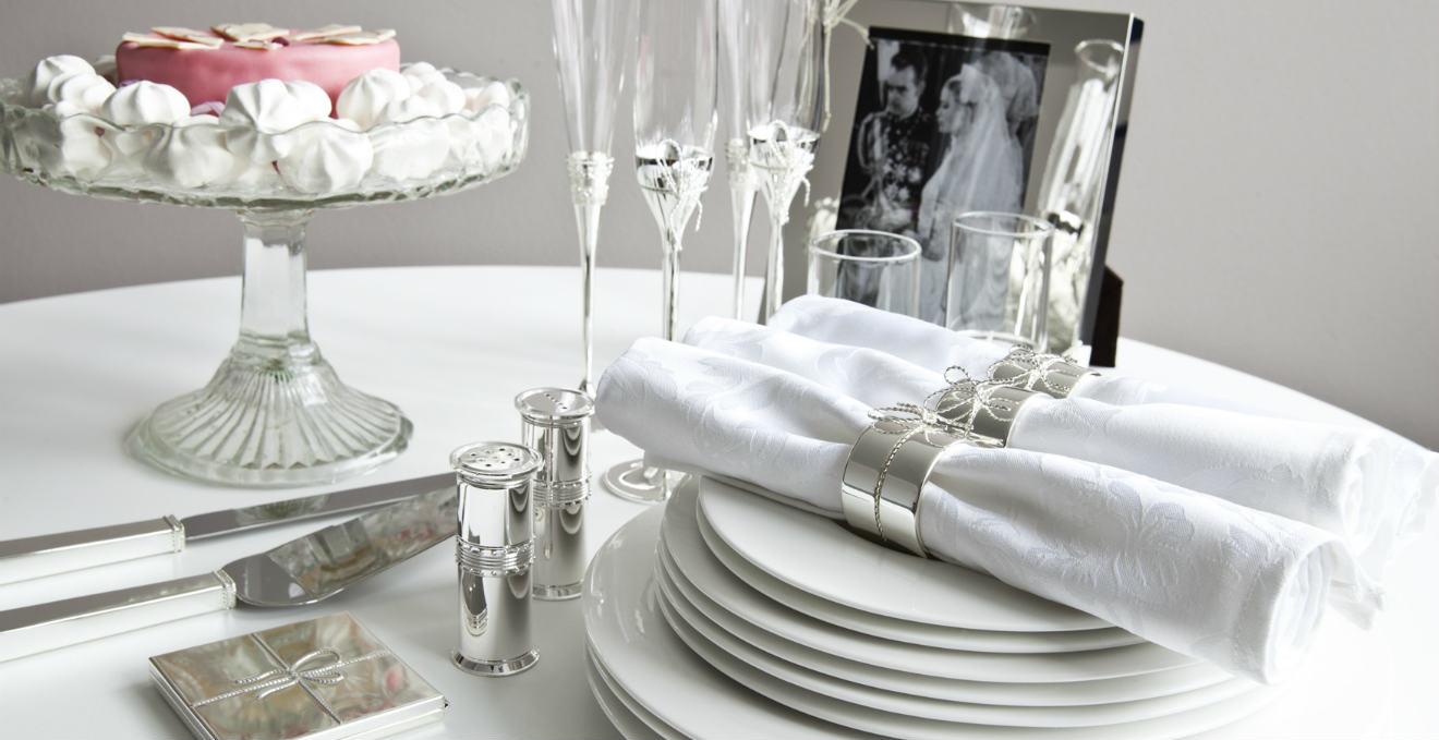 Molto DALANI | Centrotavola per matrimonio: con candele e fiori PA21