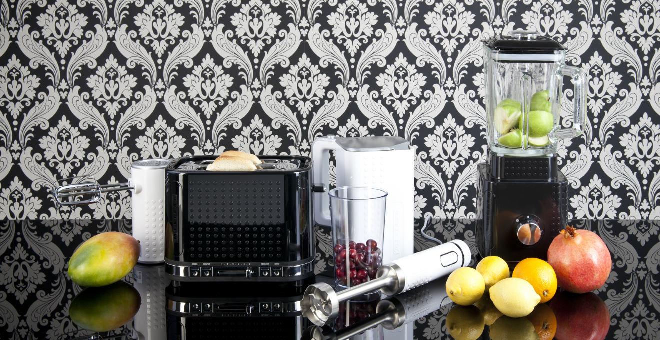 Cucina bianca e nera: contrasti eleganti | WESTWING - Dalani e ora ...