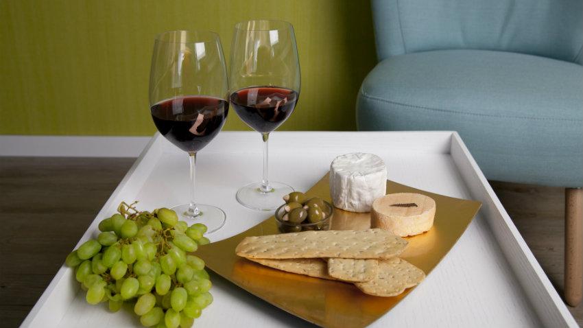 Aeratore per vino