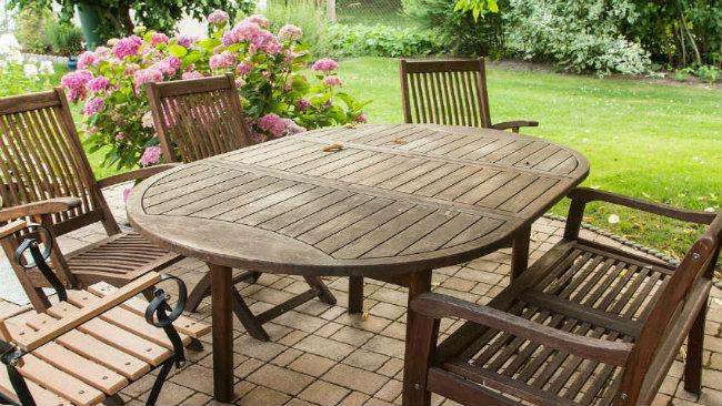 Souvent Arredare il giardino: consigli di stile ed eleganza | DALANI BS57