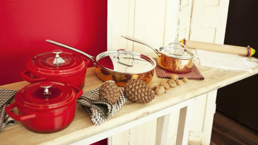 WESTWING | Carrelli da cucina pieghevoli: comodi e pratici