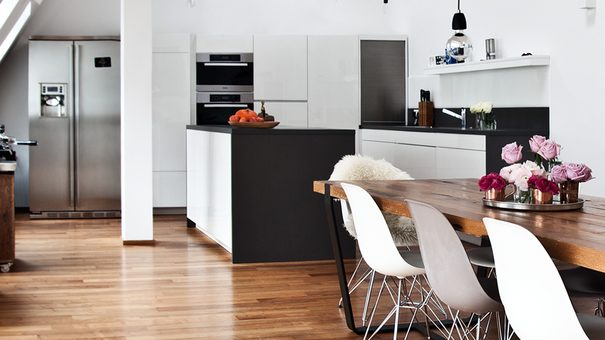 Cucina open space