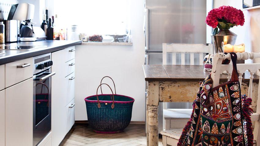DALANI | Tante idee salvaspazio per la cucina piccola