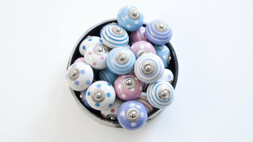 DALANI | Pomelli: per decorare i tuoi cassetti