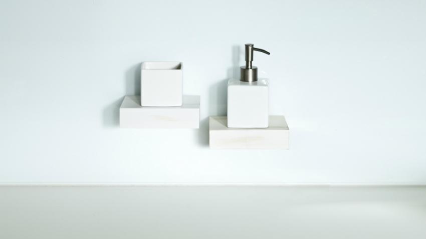 Portasapone in ceramica per un bagno elegante dalani e for Accessori bagno dalani
