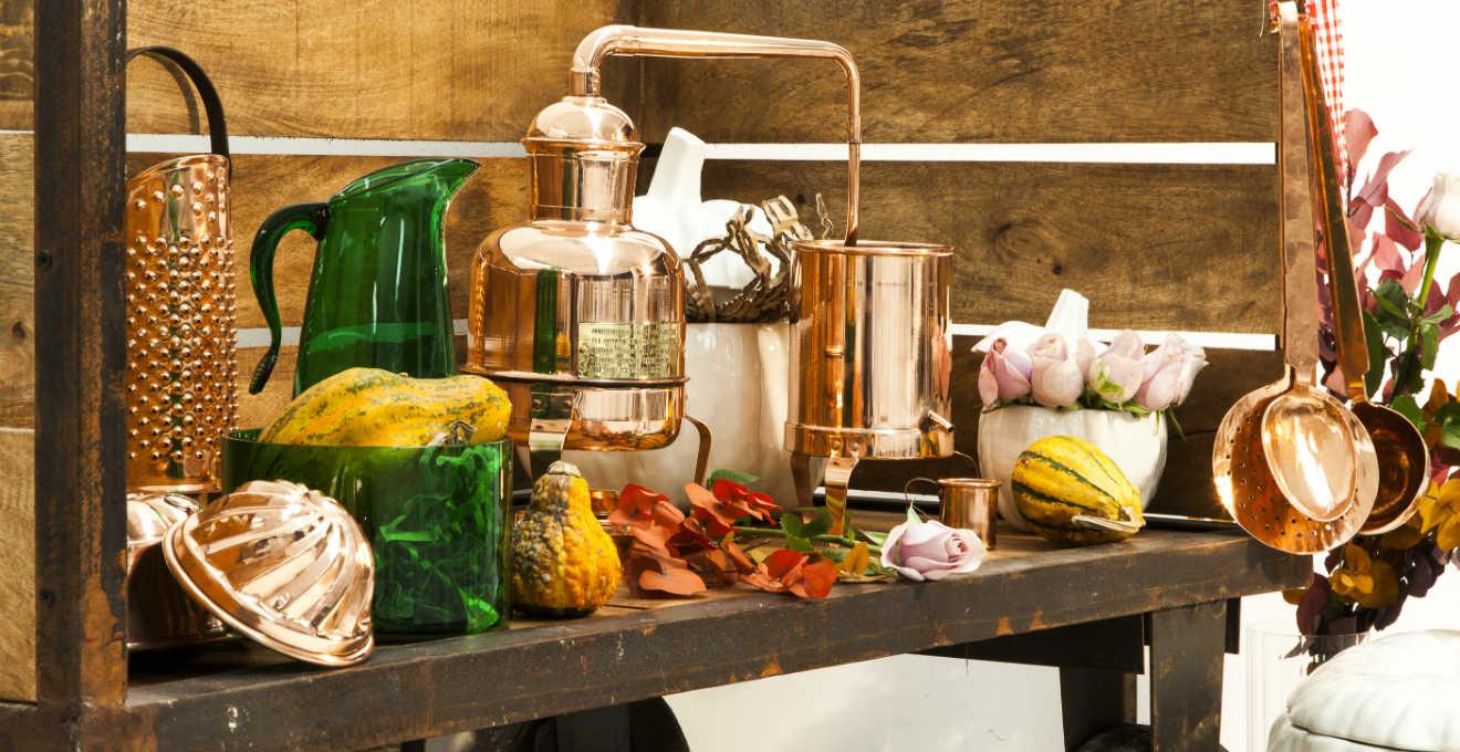 Carrelli da cucina in legno: comodi piani d\'appoggio - Dalani e ora ...