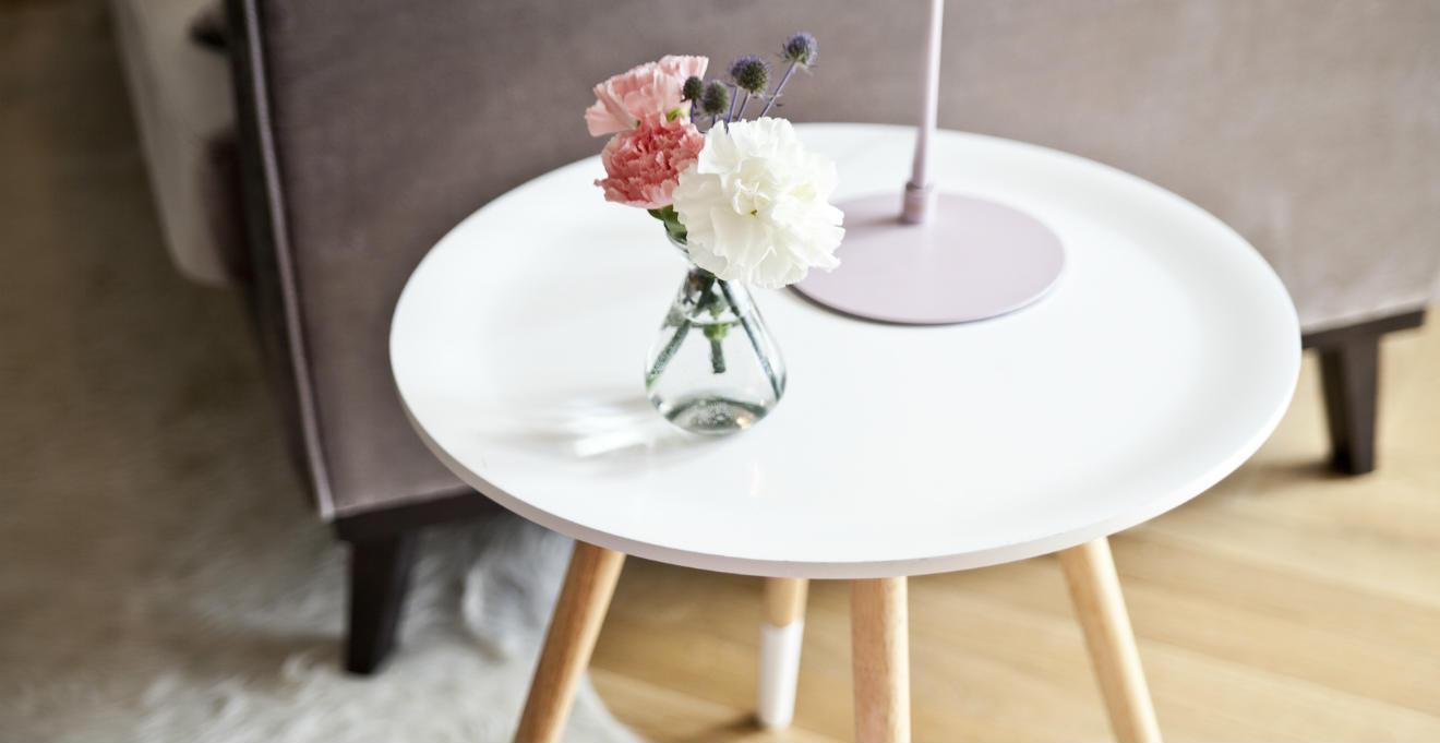 DALANI | Tavolo da cucina rotondo: praticità e stile a tavola