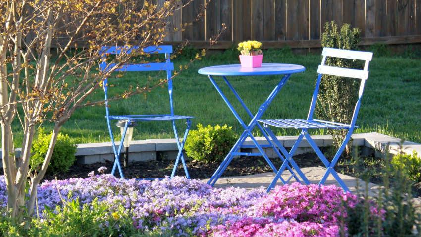 Tavoli da giardino pieghevoli per vivere l 39 outdoor for Sedie giardino esterni