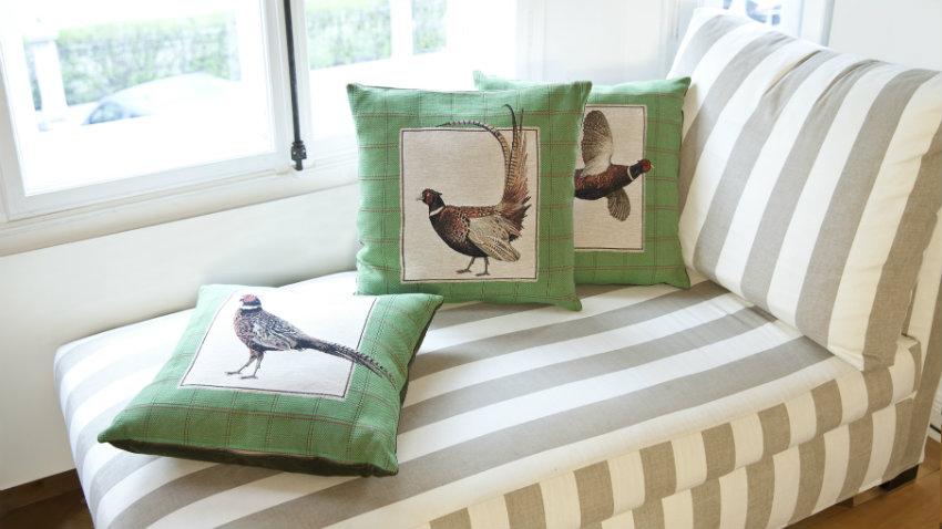 Tende Da Soggiorno Country : Westwing cuscini verdi prodotti per la casa e l outdoor
