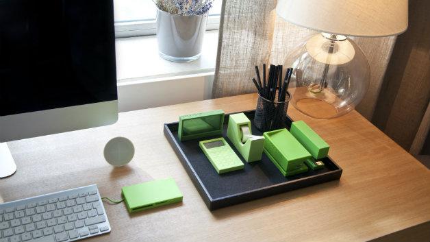 Porta oggetti da scrivania calcioa toscana
