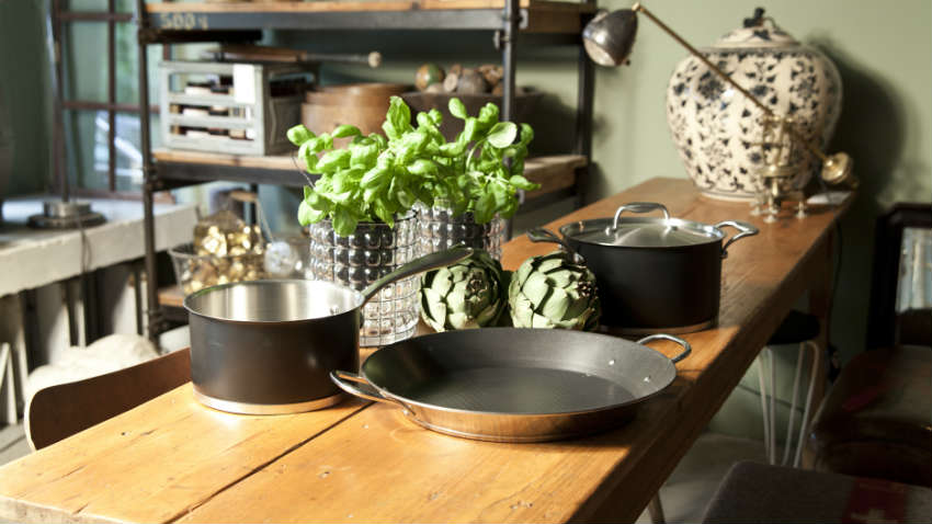WESTWING |Tavolo allungabile in legno massello: cene di stile ...