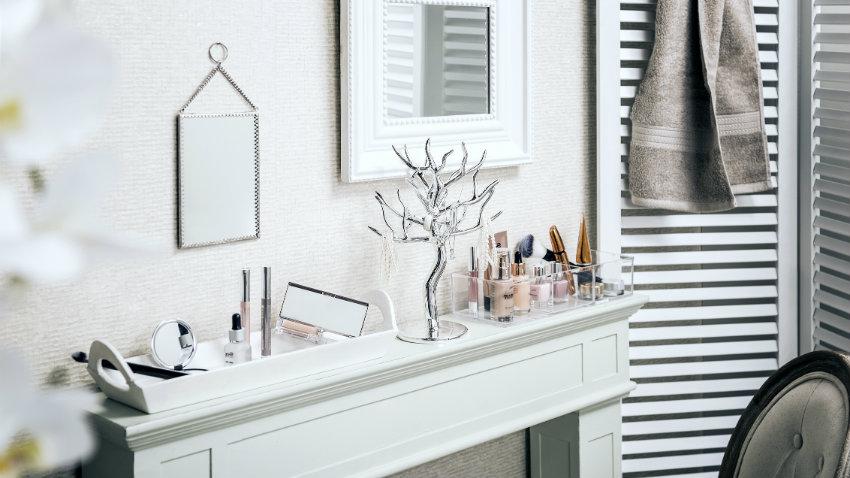 Applique per specchio da bagno
