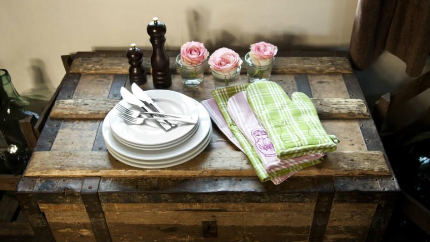 Sala da pranzo in arte povera: stile autentico - Dalani e ora Westwing