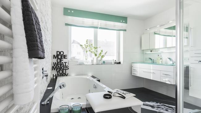 Idee ed ispirazioni per arredare il bagno dalani e ora - Arredare bagno moderno ...