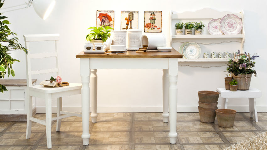 Arredamento country chic lo stile giusto per la casa for Arredamento country chic ikea