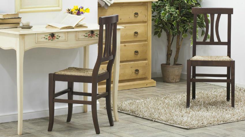 WESTWING | Sedie in legno grezzo: fascino al naturale