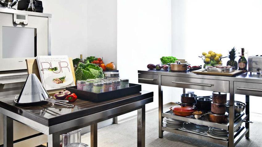 Cucine in acciaio: eleganza moderna | WESTWING