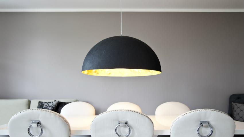 Lampade Ufficio Sospensione : Lampadario a sfera: sofisticati bagliori di luce dalani e ora westwing