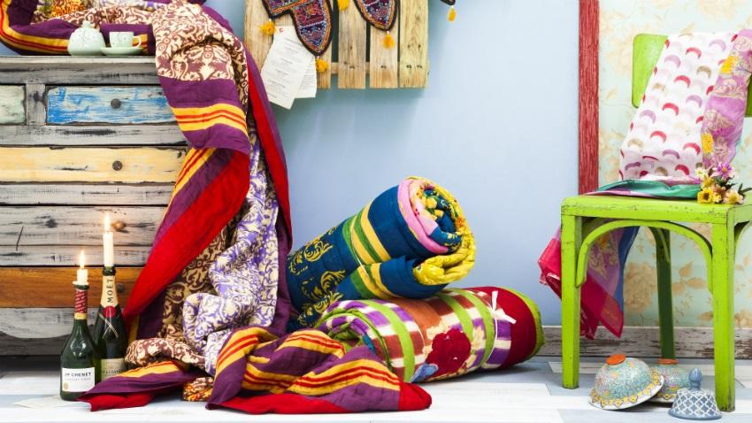 Telo arredo accessorio di stile dalani e ora westwing - Telo arredo divano ...